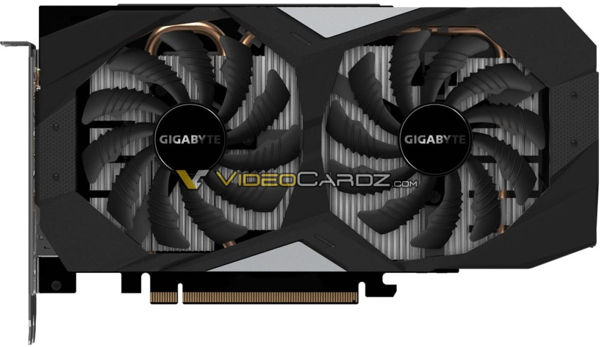GIGABYTE GeForce RTX 2060 OC 1