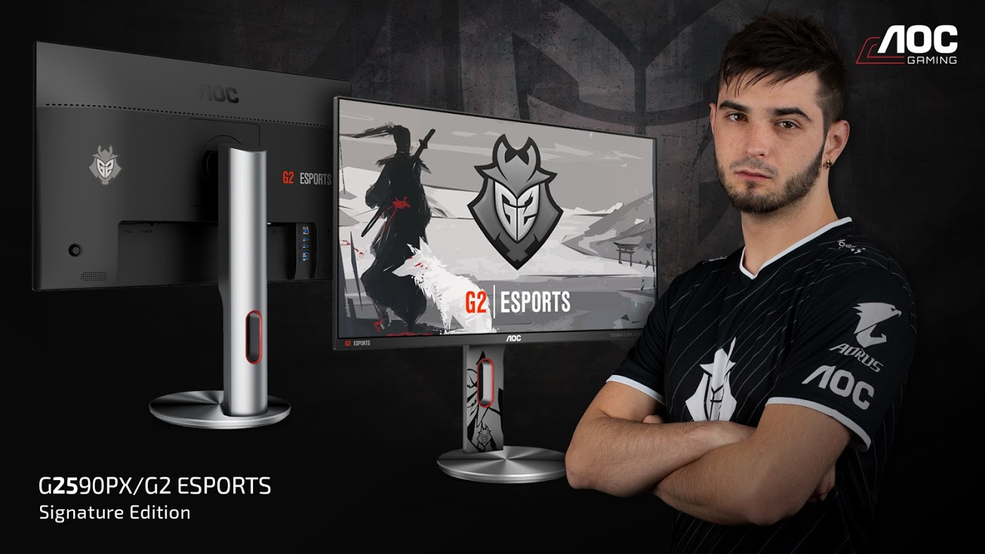 AOC Gaming Press Release G2 Monitor 1920x1080px