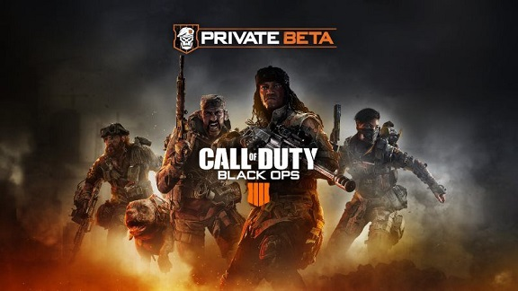Call of Duty: Black Ops 4 Beta тест GPU/CPU
