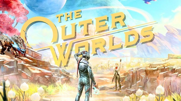 The Outer Worlds тест GPU/CPU