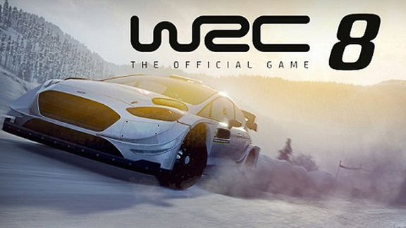 WRC 8 FIA World Rally Championship тест GPU/CPU