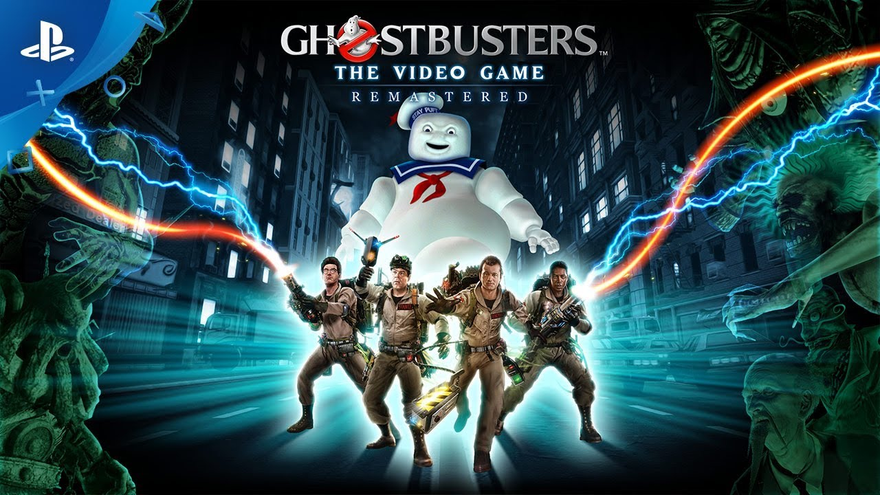 Трейлер ремастера Ghostbusters: The Video Game