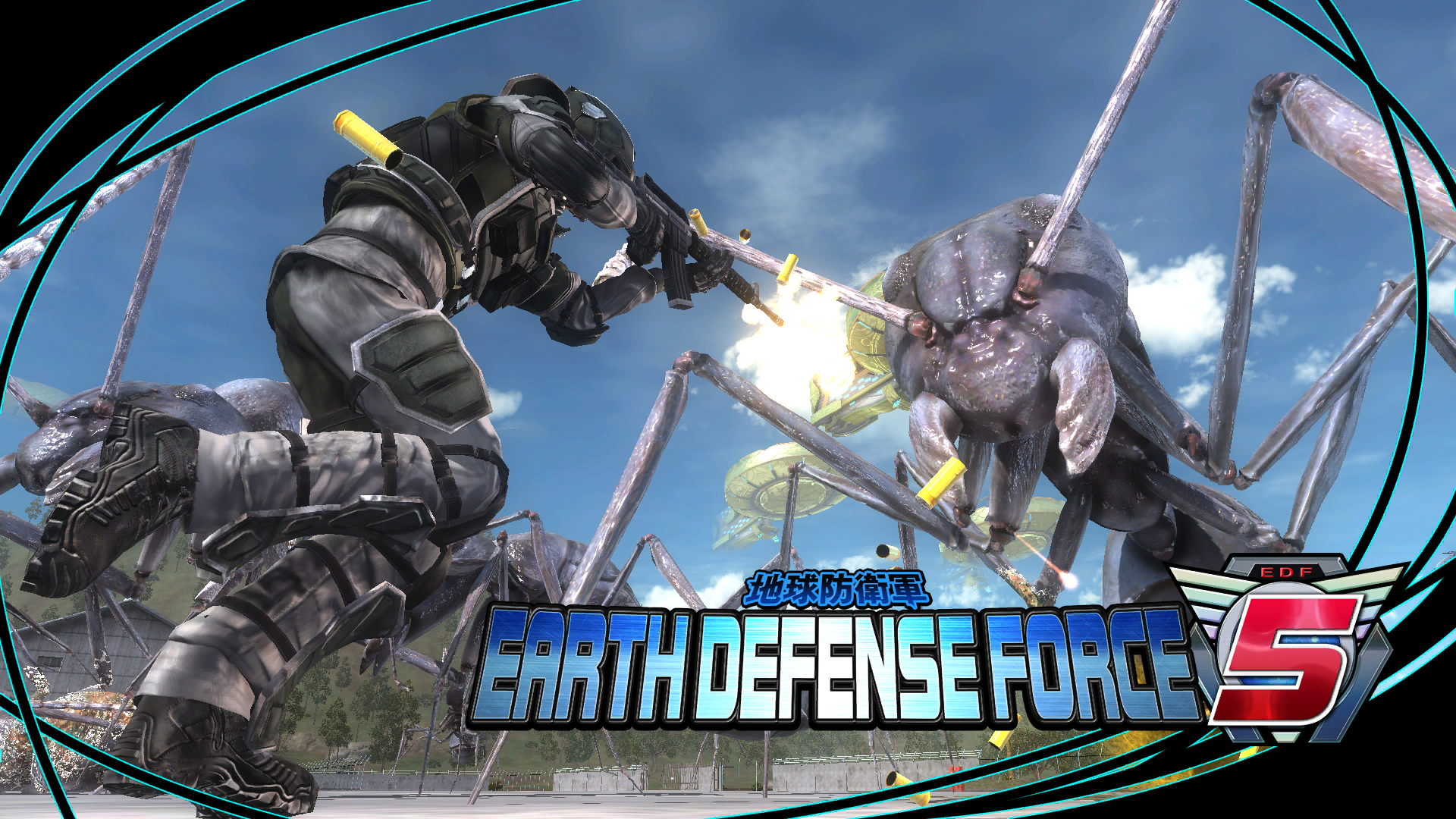 Шутер Earth Defense Force 5 выходит на PC