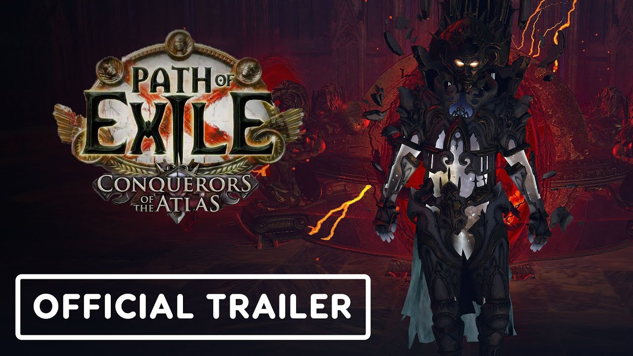 Геймплейный трейлер Path of Exile: Conquerors of the Atlas