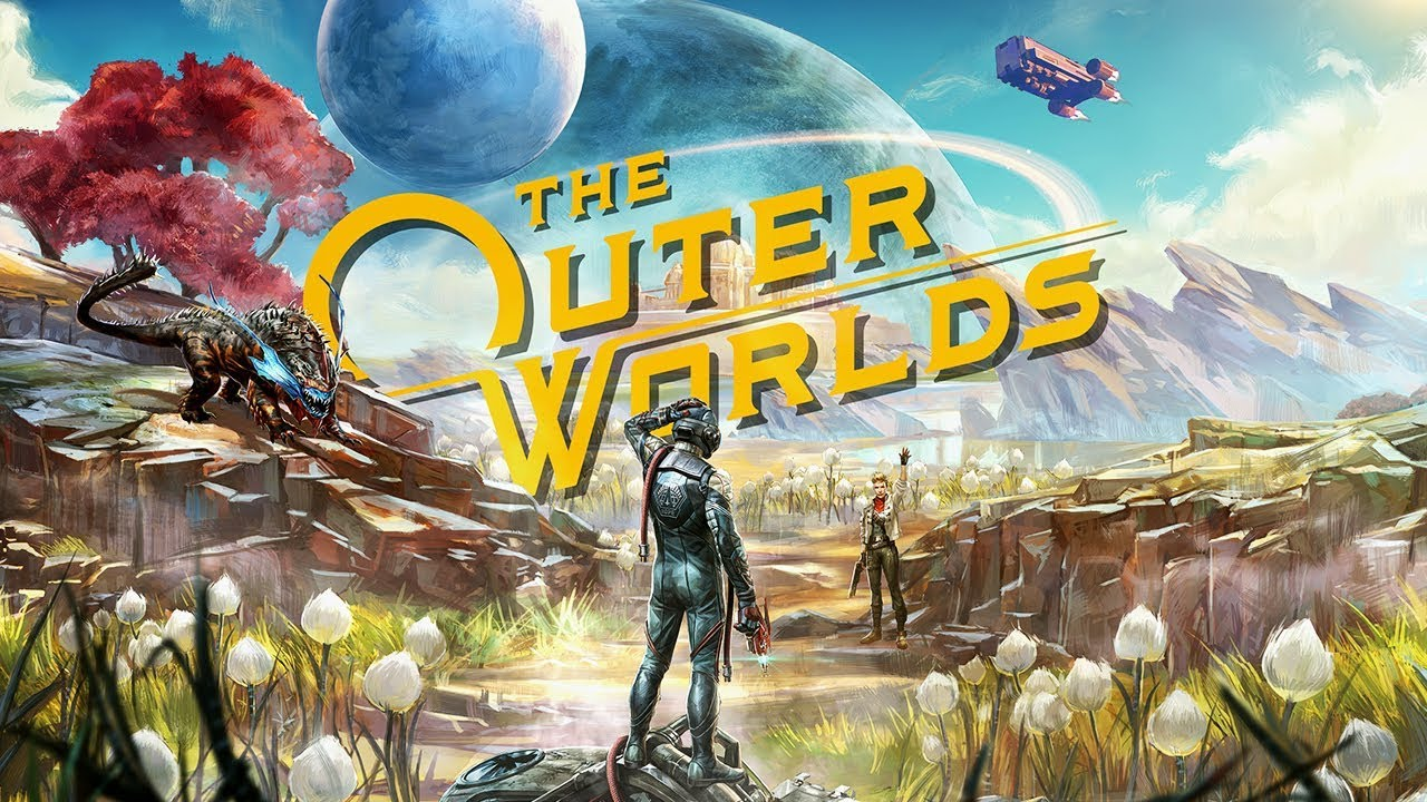 20 минут геймплея The Outer Worlds