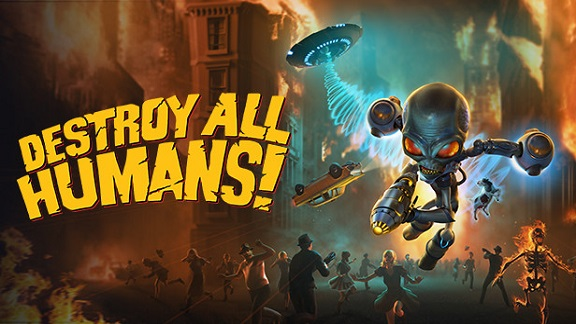 Destroy All Humans! тест GPU/CPU