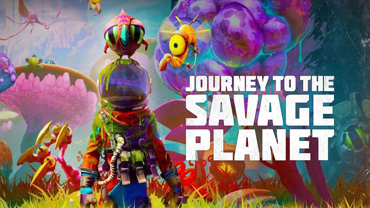 Journey To The Savage Planet тест GPU/CPU