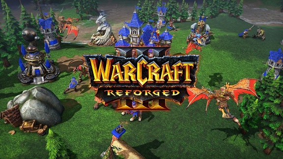 Warcraft III: Reforged тест GPU/CPU