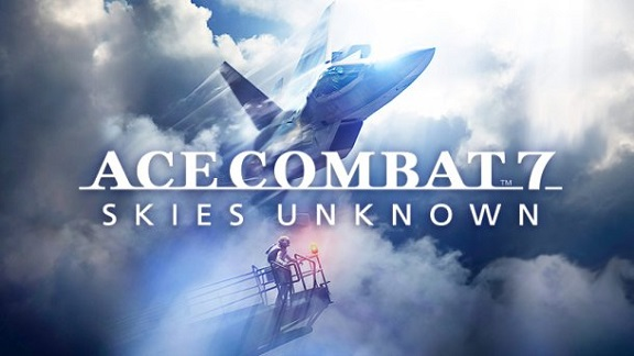Ace Combat 7: Skies Unknown тест GPU/CPU
