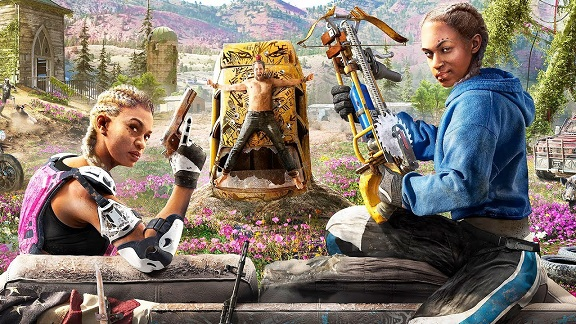 Far Cry New Dawn тест GPU/CPU