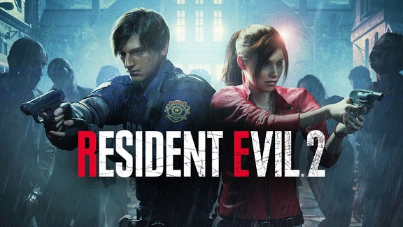 RESIDENT EVIL 2  BIOHAZARD RE2 1-Shot Demo: первые 30 минут