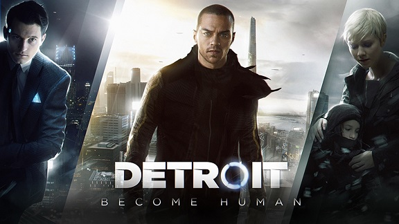 Detroit Become Human тест GPU/CPU