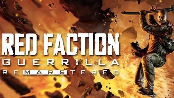 Red Faction Guerrilla Re-Mars-tered тест GPU/CPU