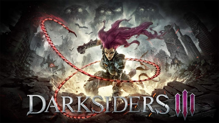 Darksiders 3 Logo