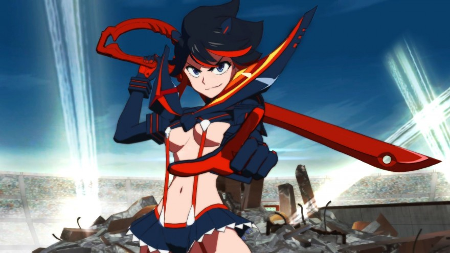 Kill la Kill the Game IF 001
