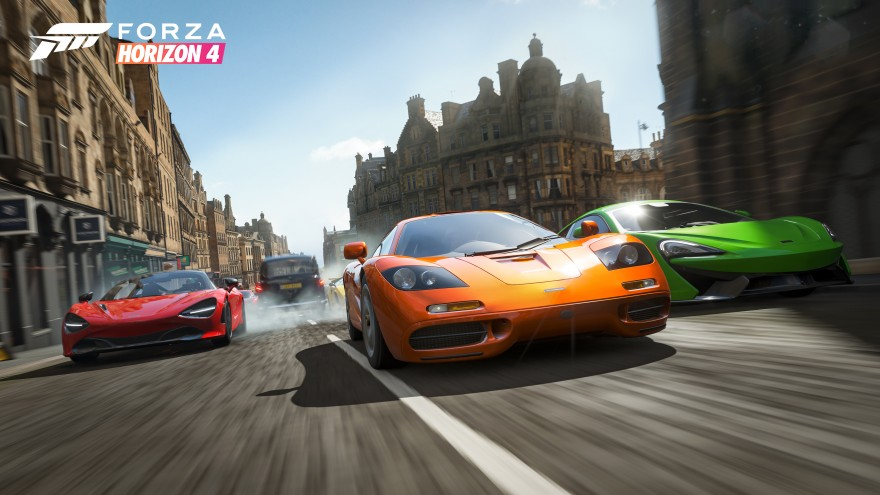 Forza Horizon 4 Gamescom Preview 04 Racing Through Edinburgh