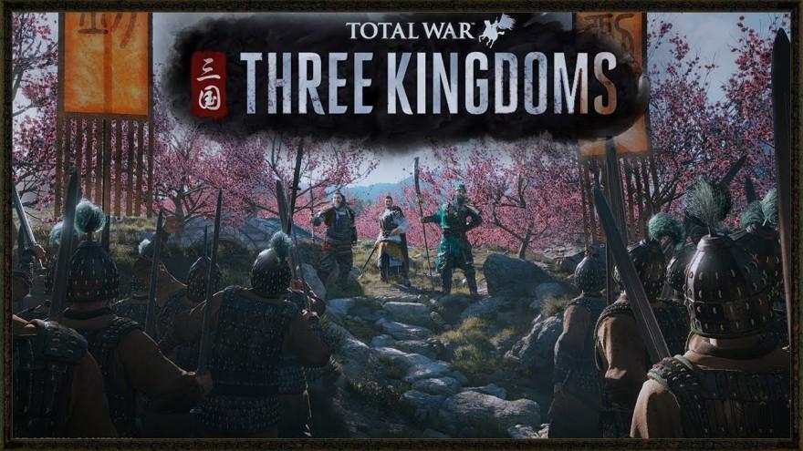 Total War: Three Kingdoms – представлен премьерный трейлер