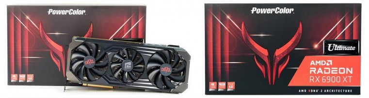 PowerColor Radeon RX 6900 XT Ultimate 2