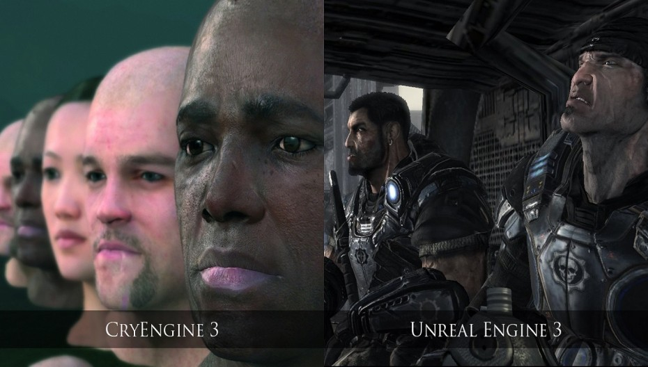unreal-engine-faces
