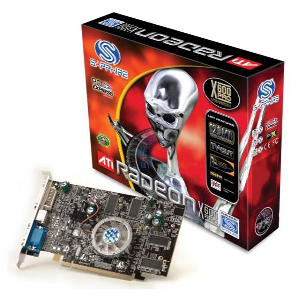 Radeon X600 Pro  Radeon Xxxx Series  Видеокарты Amd