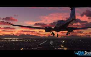 Демонстрация многопользовательского режима Microsoft Flight Simulator...