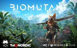 Press release: Biomutant – новый геймплейный трейлер...