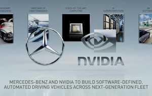 Mercedes-Benz и NVIDIA объявляют о стратегическом сотрудничестве...
