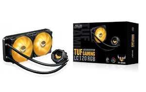 ASUS сообщает о начале продаж СВО TUF Gaming в Украине...