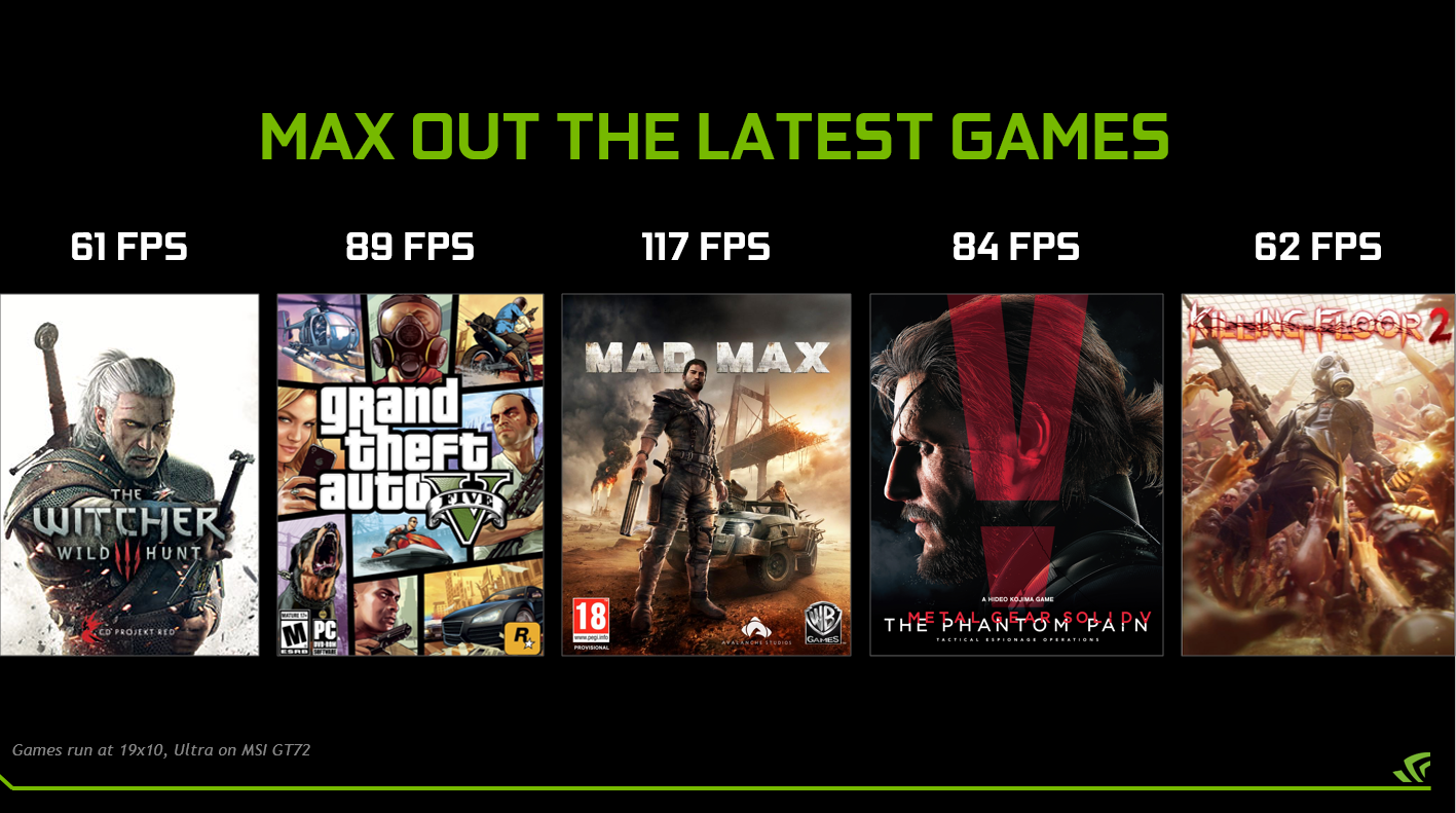 geforce gtx 980 notebooks max out games