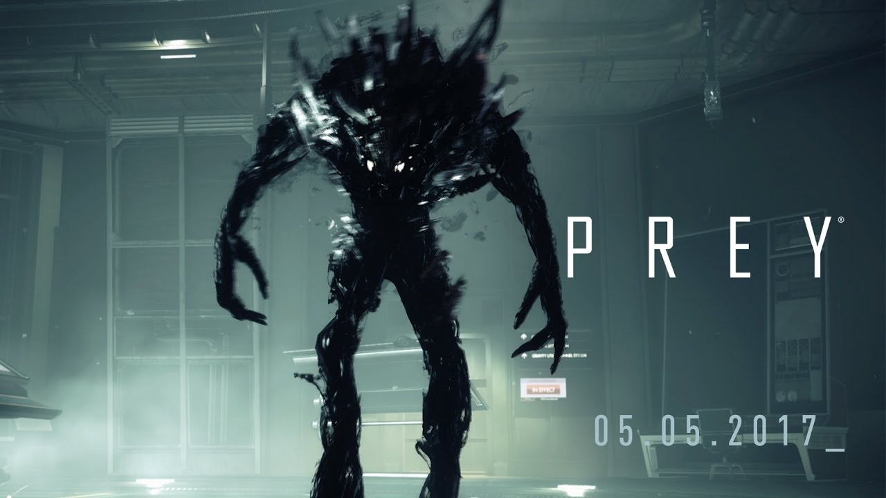 Prey Gameplay Trailer 2