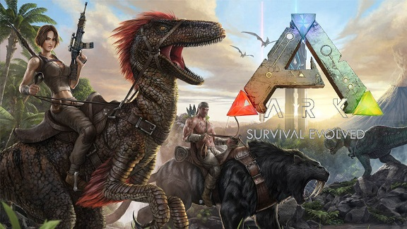 ARK Survival Evolved тест GPU/CPU