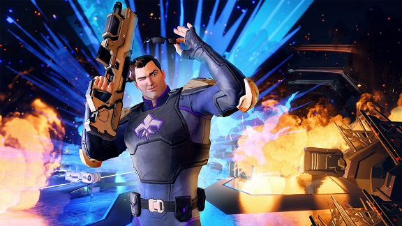 Agents of Mayhem тест GPU/CPU