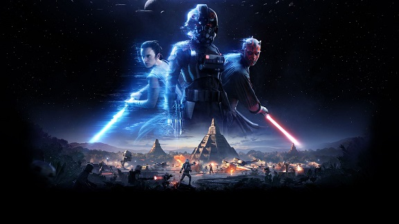 STAR WARS Battlefront II Beta тест GPU/CPU