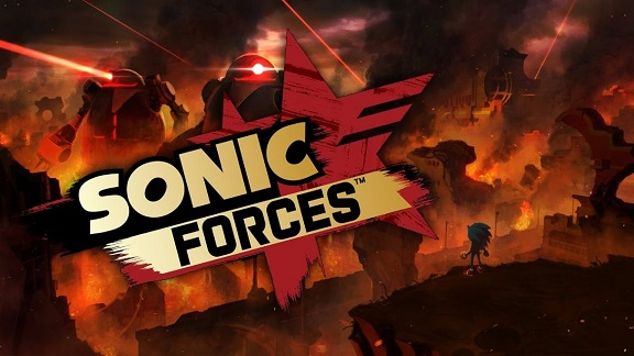 Sonic Forces обзор на Nintendo Switch
