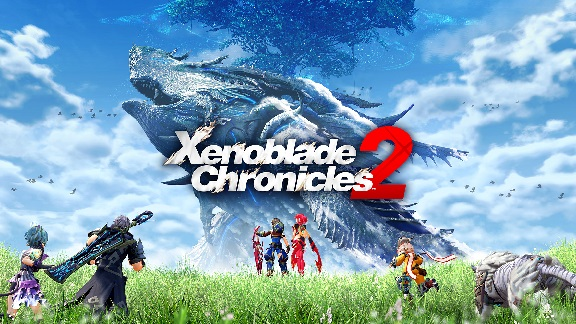 Xenoblade Chronicles 2 обзор на Nintendo Switch