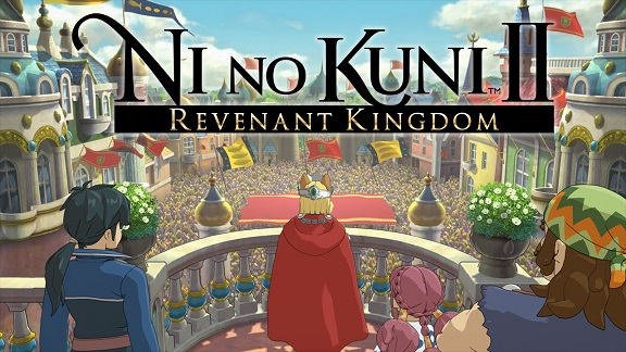 Ni no Kuni II Revenant Kingdom тест GPU/CPU