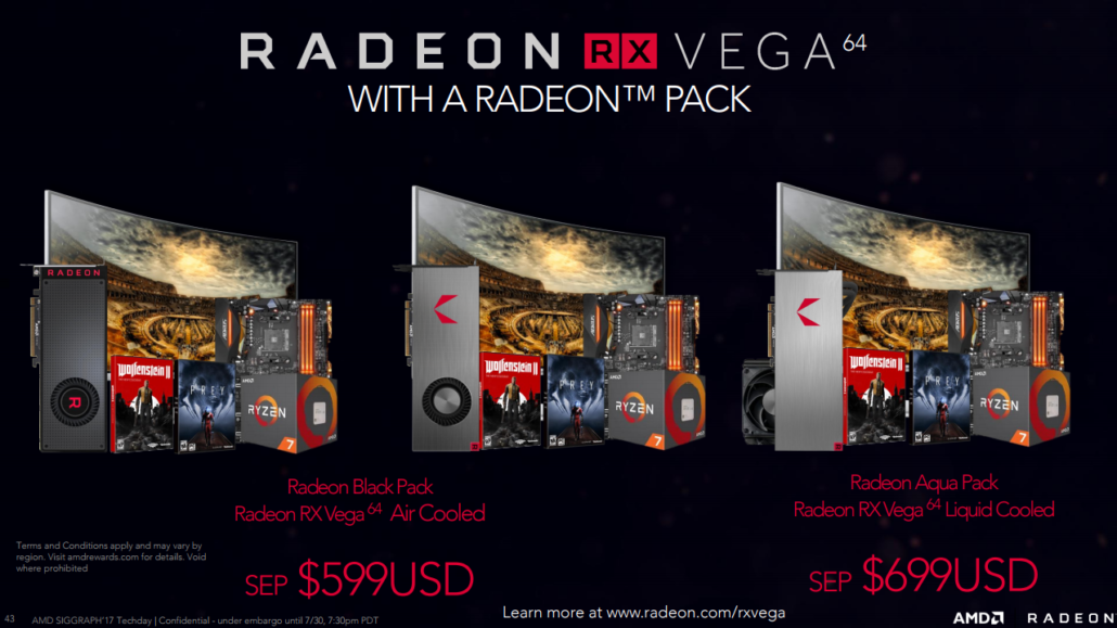 AMD Radeon RX Vega 64 Radeon Packs 1030x579