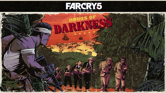 Far Cry 5 Hours Of Darkness тест GPU/CPU