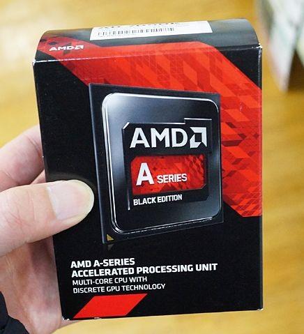 В продаже появился APU  A8-7650K Socket FM2+