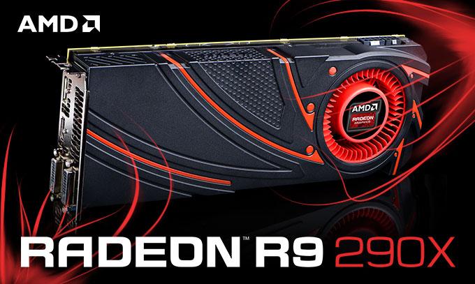 AMD представит  Radeon R9 290X с удвоенным объёмом памяти