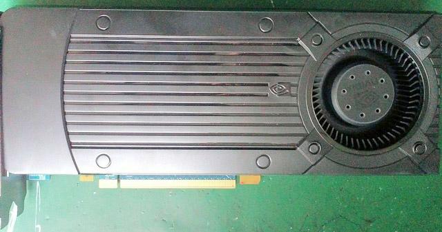Первые фото GeForce GTX 970