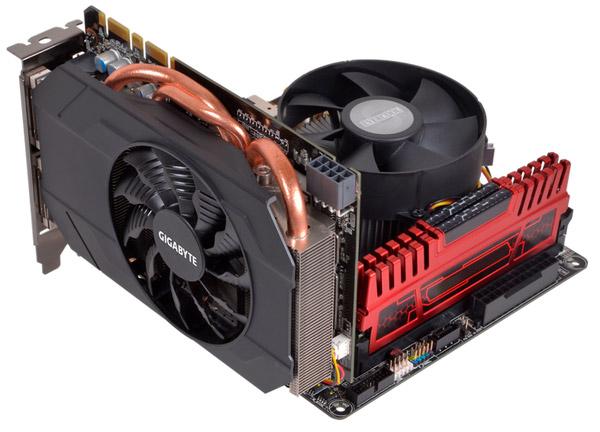 Компактная GeForce GTX 970 от Gigabyte