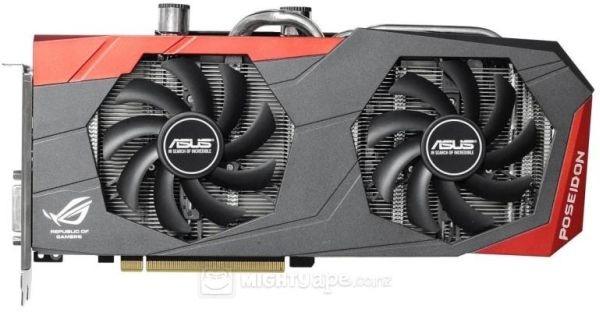 Asus GeForce GTX 980 Poseidon уже можно увидеть в интернет магазинах