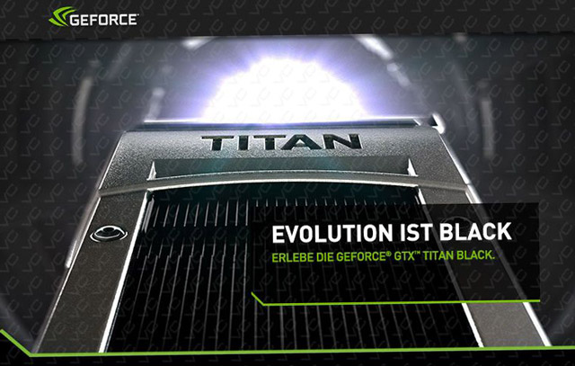 NVIDIA готовит GeForce GTX Titan Black Edition?