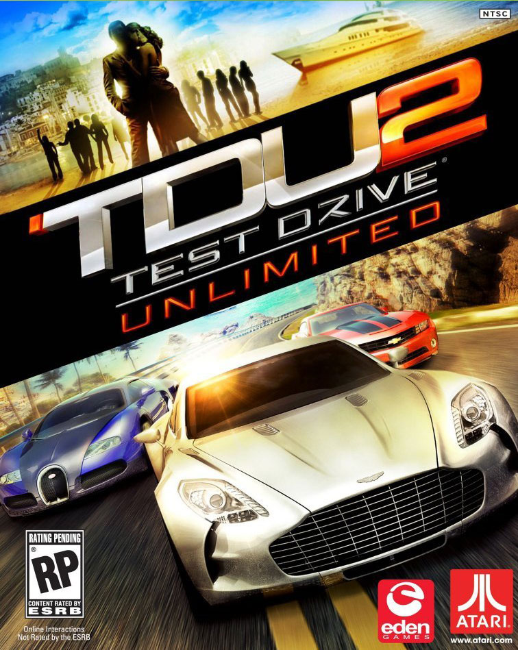 Test Drive Unlimited 2 NoDVD.