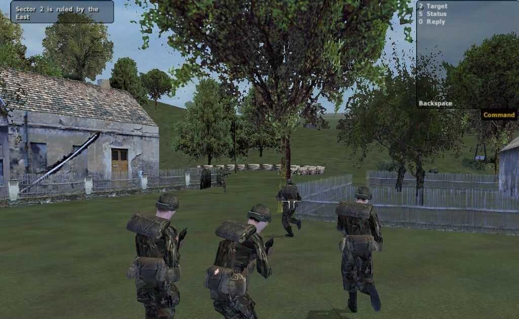 ...в компьютерной ПК-эксклюзивной игре Operation Flashpoint: Cold War Crisis, которая вышла летом 2001 года.