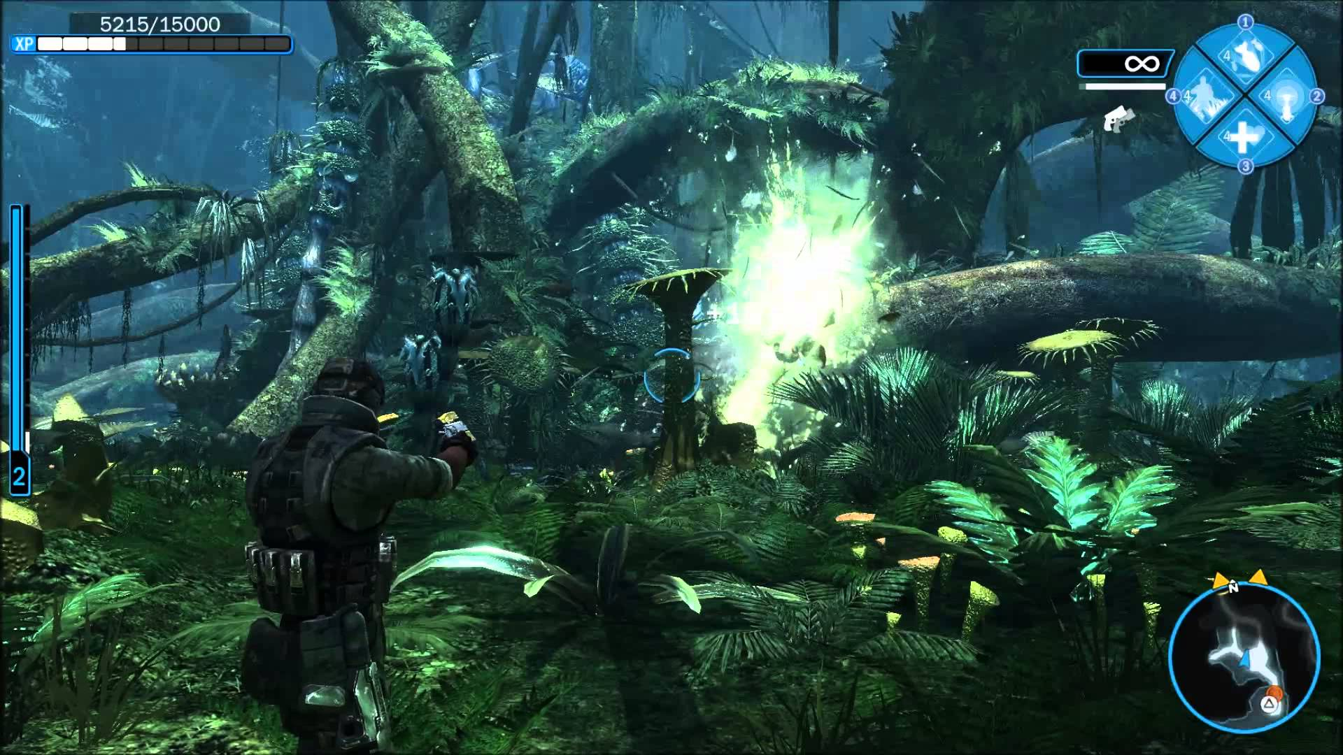 James cameron avatar game pc