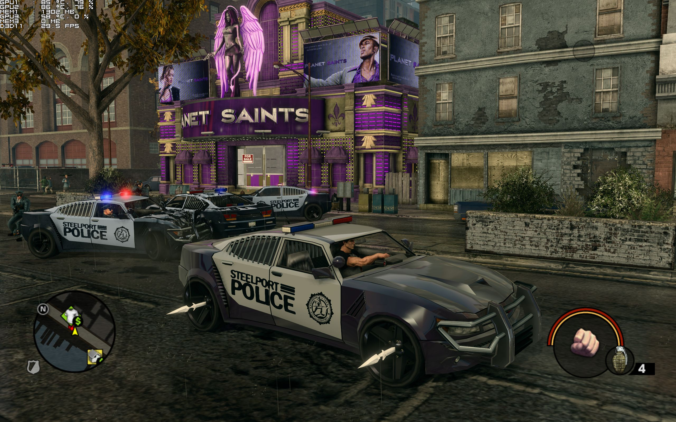 Скачать saints row the third на яндекса диск