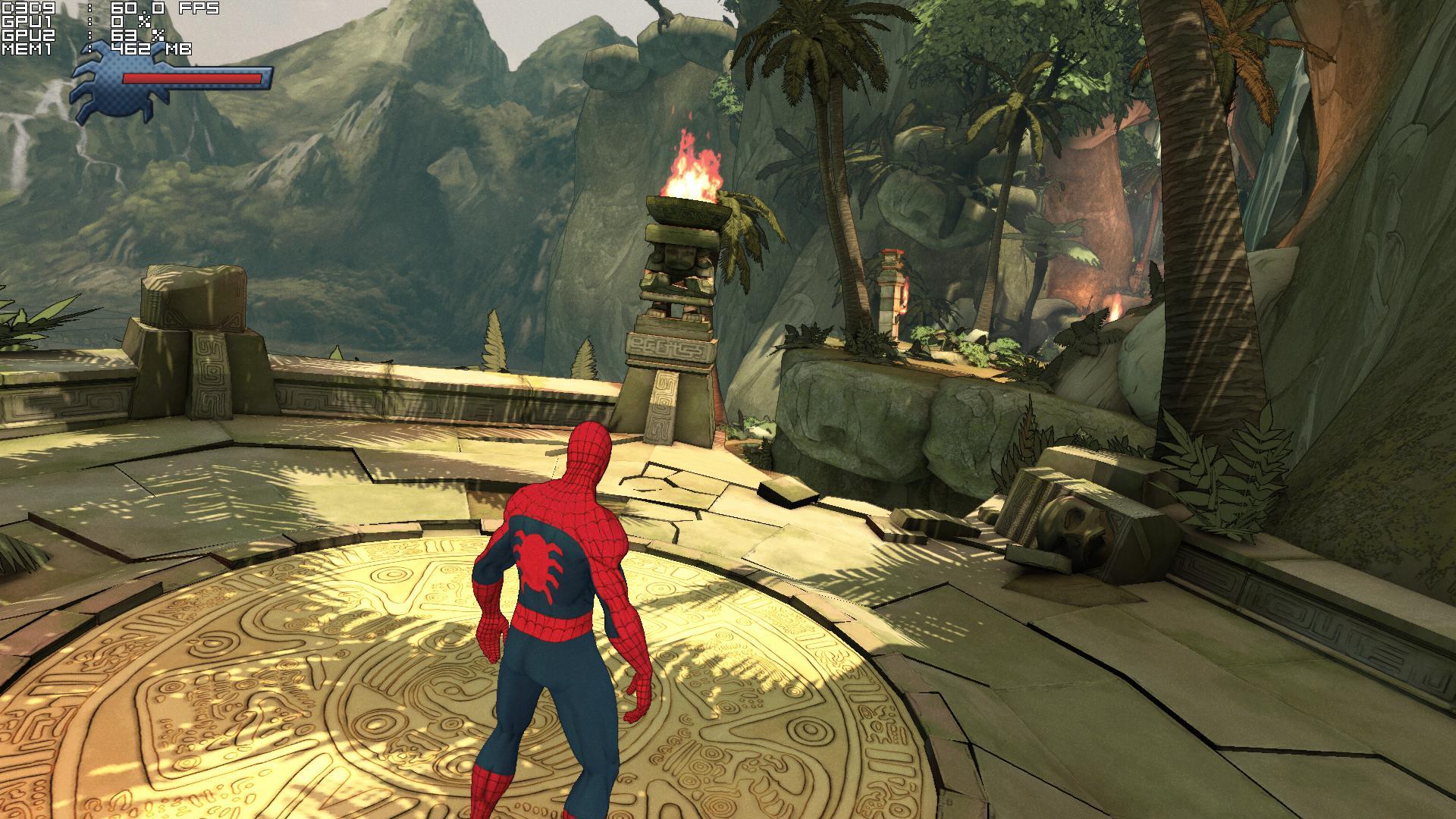 Человек паук игры прохождение 8 фотография