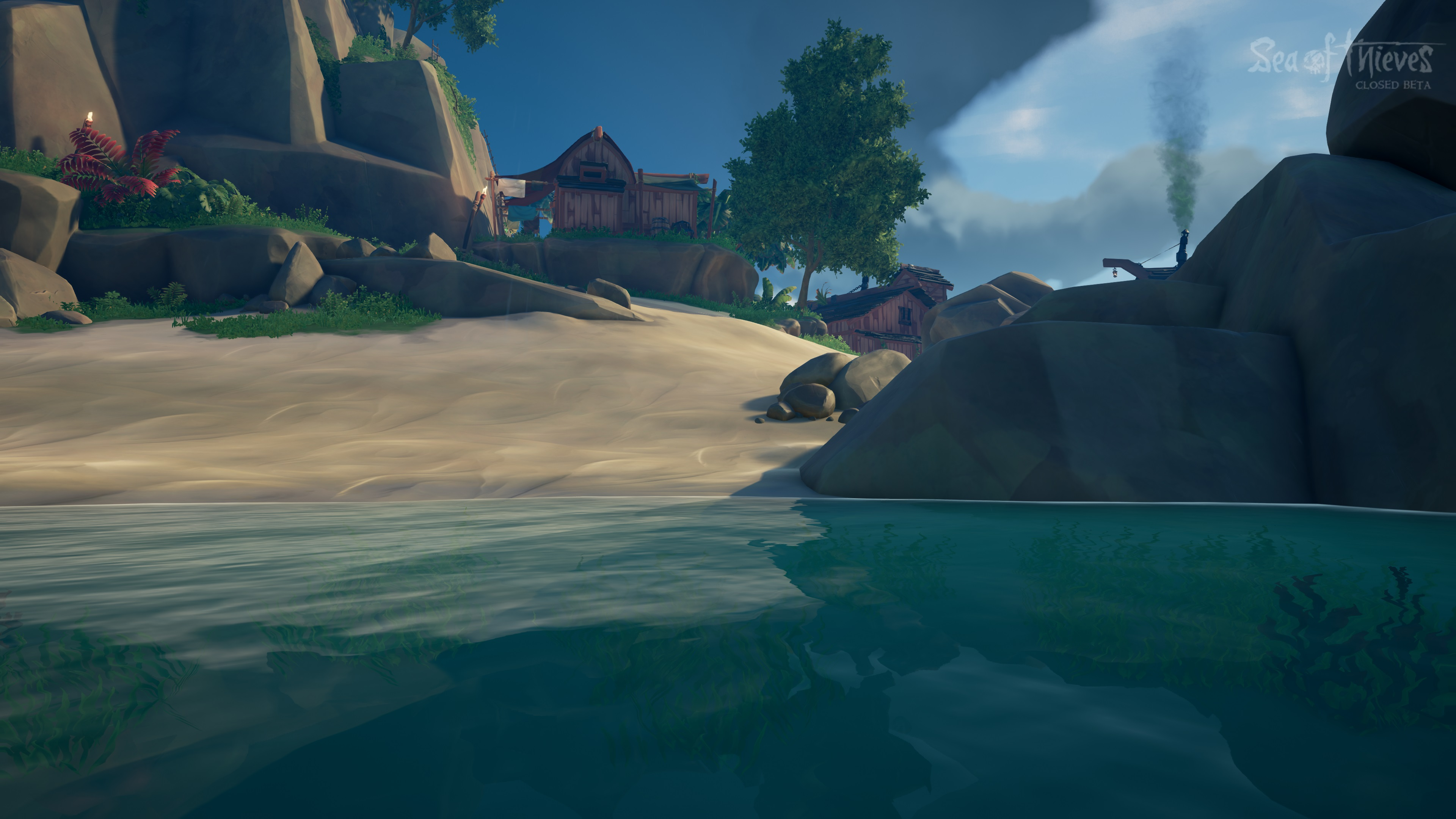 how do i download sea of thieves beta